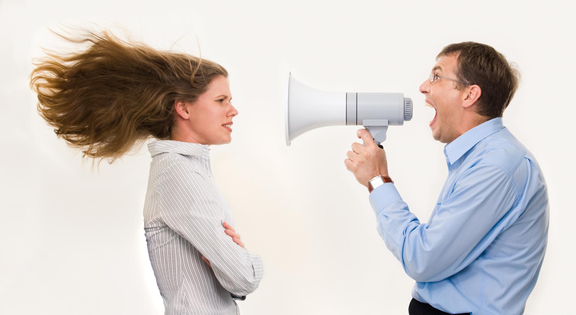 Streit führt zur Trennung in Partnerschaften